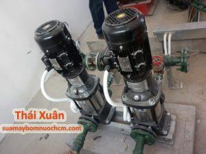 Thợ sửa máy bơm công nghiệp Thủ Đức