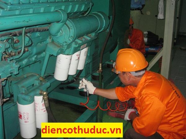 Thợ sửa máy phát điện Bình Dương