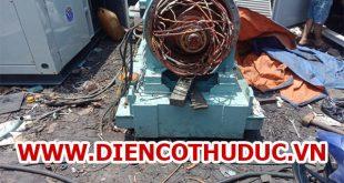 Thợ sửa máy phát điện tại Dĩ An