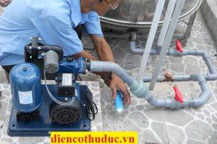 Thợ sửa máy bơm nước quận 12