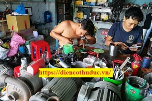 Thợ sửa máy bơm nước quận 4