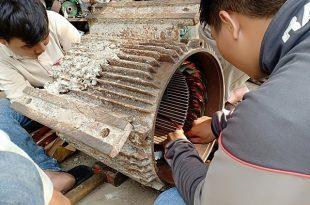 Sửa máy bơm công nghiệp quận 2