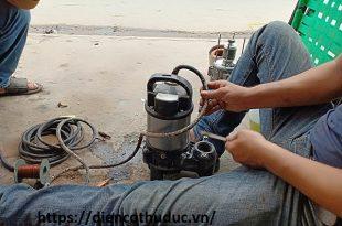 Thợ sửa máy bơm nước quận 7
