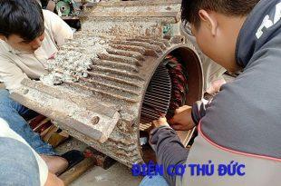 Sửa máy bơm công nghiệp quận 3