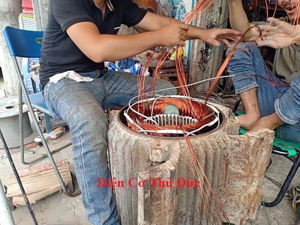 Sửa máy bơm công nghiệp Đồng Nai