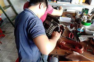 Sửa máy bơm công nghiệp quận 9