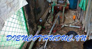 Thợ sửa máy bơm nước quận 8
