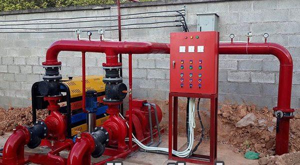 Sửa máy bơm PCC Đồng Nai