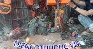 Palang xích điện