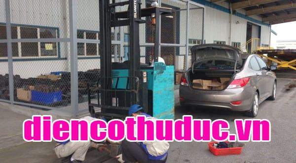 Sửa xe nâng điện Bình Dương