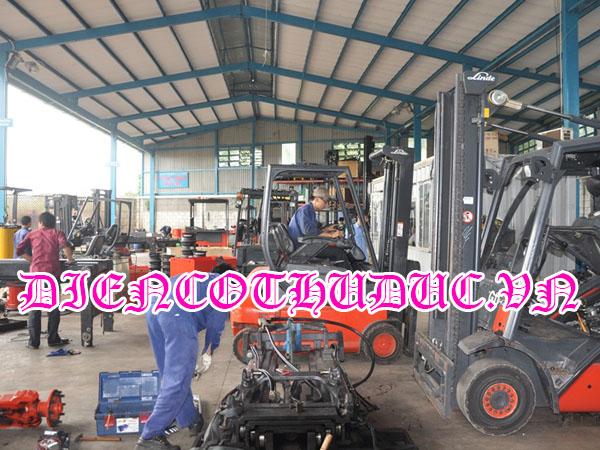 Sửa xe nâng điện Đồng Nai