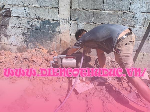 Thợ sửa giếng khoan Bình Dương lh 0906100717